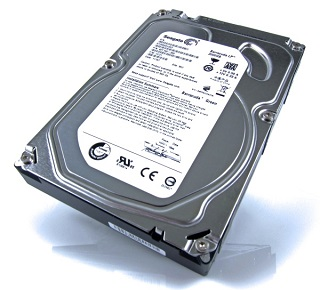 Data Recovery from Seagate Barracuda Hard Drive