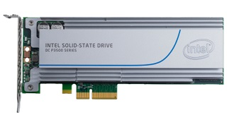 Intel SSD DC P3500  series data recovery