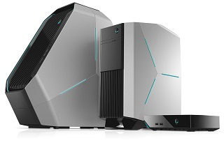 Dell Alienware Desktops data recovery