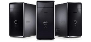 Dell Inspiron Desktops data recovery
