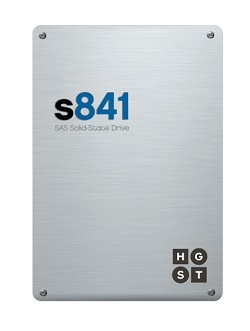 HGST s840 series SAS SSD data recovery