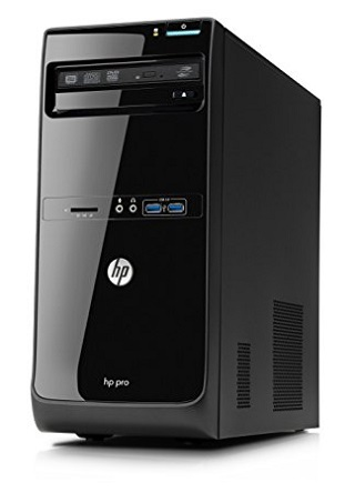 HP Essential Desktop data recovery
