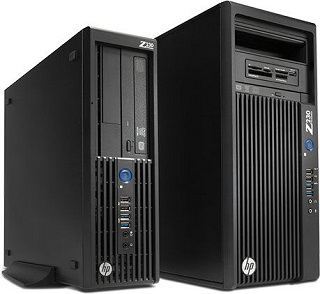 HP Z Workstations data recovery