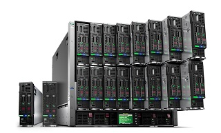 HPE BladeSystem Server data recovery