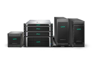 HPE ProLiant Server data recovery