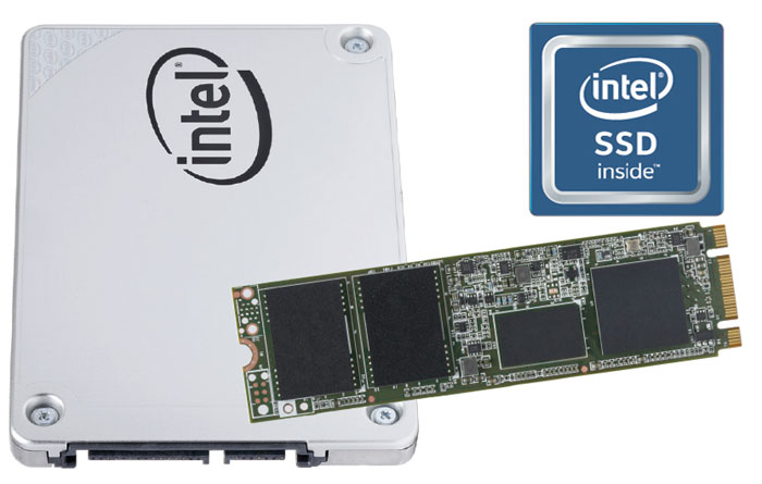 Intel SSD 540s series data recovery