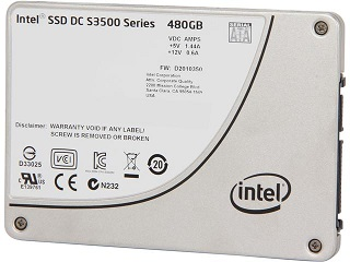 Intel SSD DC S3500  series data recovery