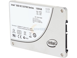 Intel SSD DC S3700  series data recovery
