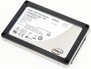 Intel SSD 320 series data recovery