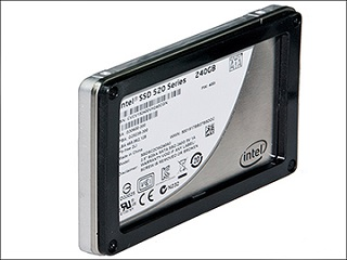 Intel SSD 520 series data recovery