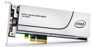 Intel SSD 750 series data recovery