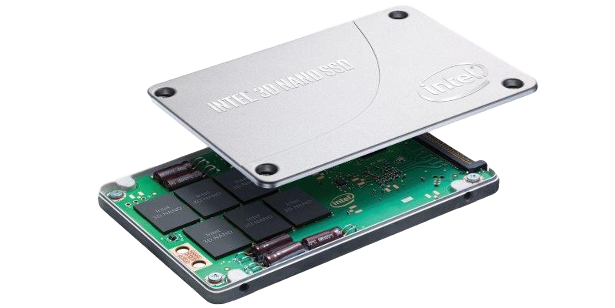 Intel SSD D3 S4510 series data recovery