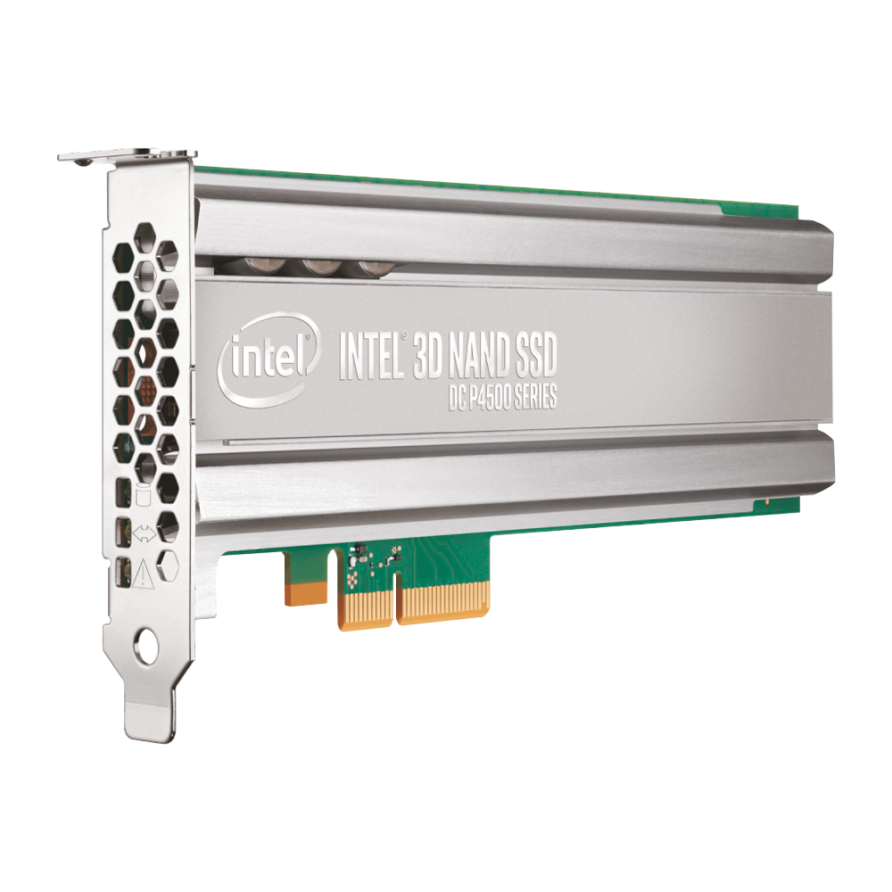 Intel SSD DC P4500 series data recovery