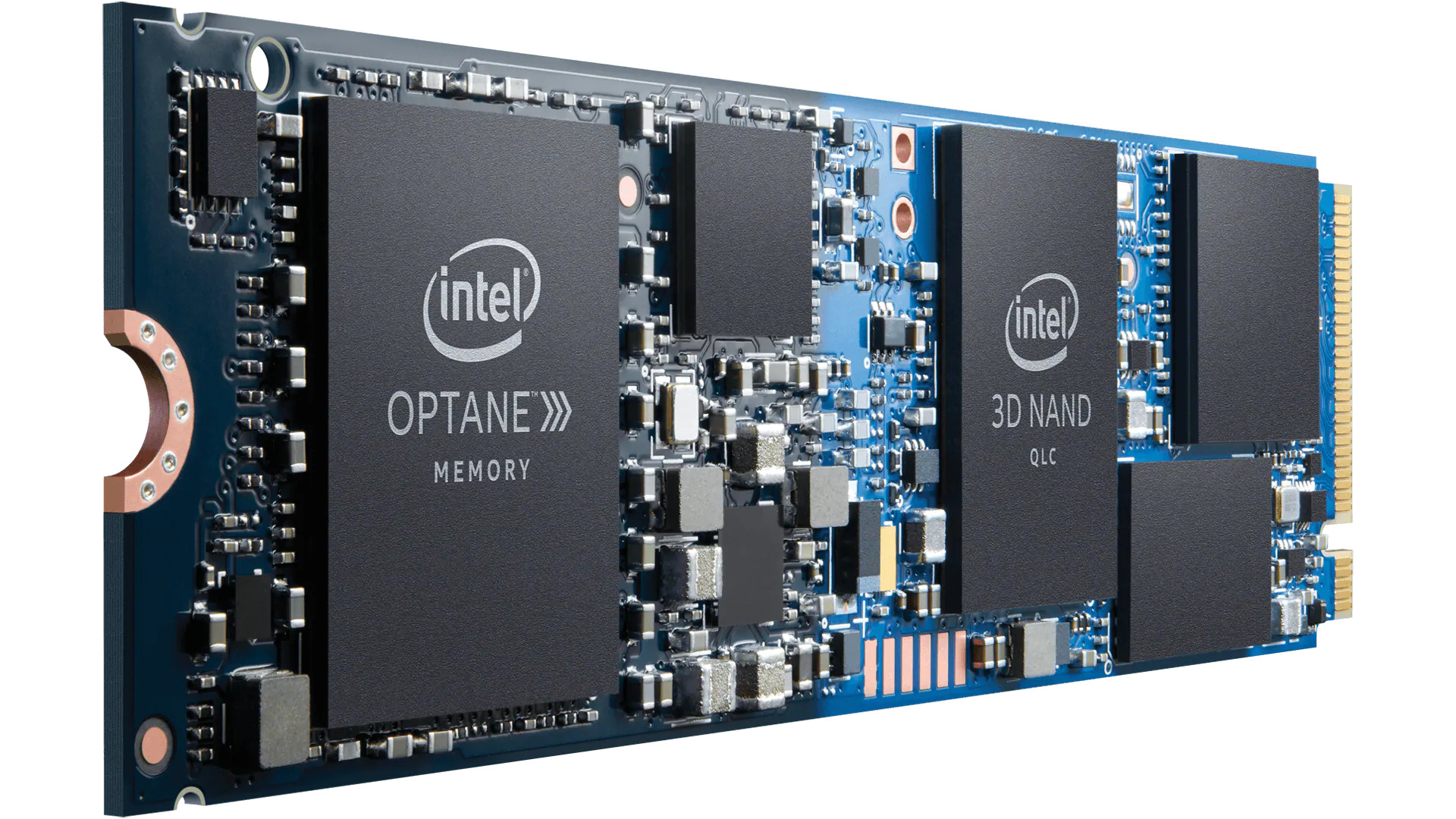 Intel Optane Memory H10 series data recovery