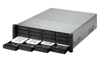 QNAP Enterprise ZFS NAS data recovery