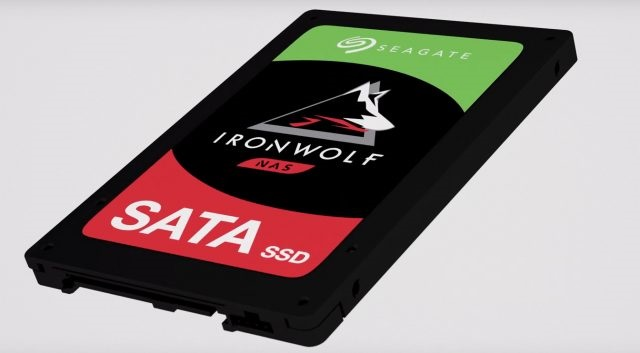 Seagate IronWolf SSD data recovery