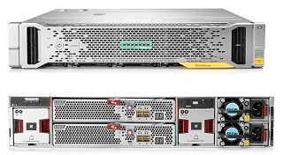 HPE StoreVirtual data recovery