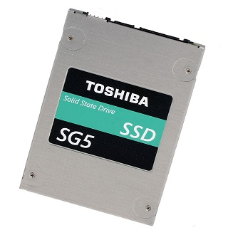 Toshiba SG5 Series SSD data recovery