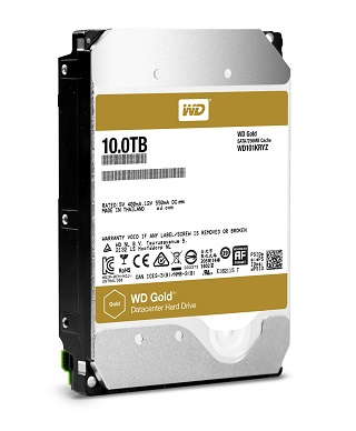WD Datacenter Gold data recovery