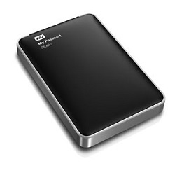 WD My Passport Studio data recovery