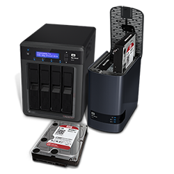 WD NAS Data Recovery Services