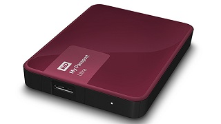 WD My Passport Ultra data recovery
