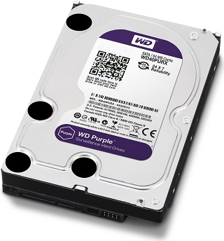 WD Desktop Purple data recovery