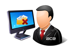 ACE data recovery process