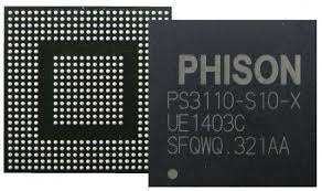 PS3110-S10 Solid State Drive Recovery