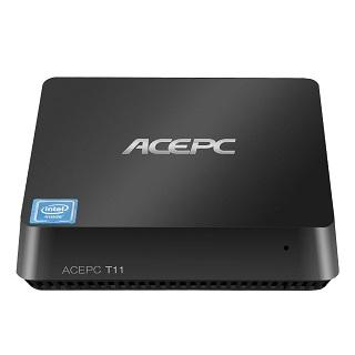 ACEPC T11 Mini PC with 2 5-Inch SATA Internal SSD