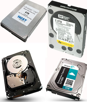 Enterprise Hard Drive Recovery