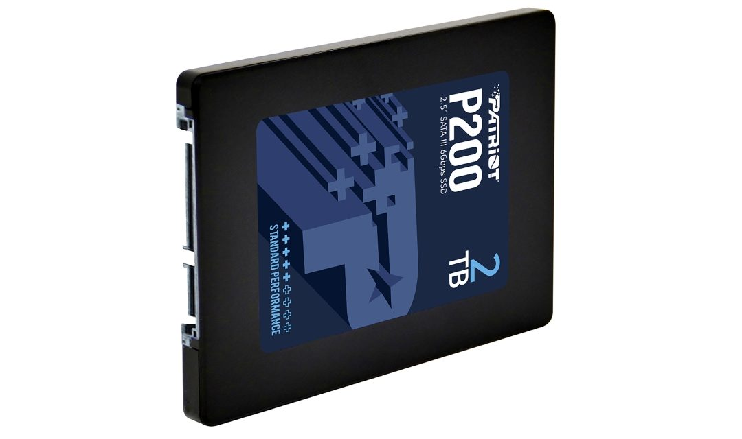SSD Data Recovery - Patriot