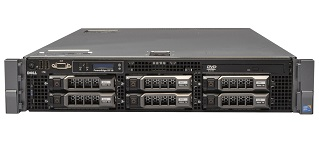 PowerEdge R710 RAID 5 Data Recovery