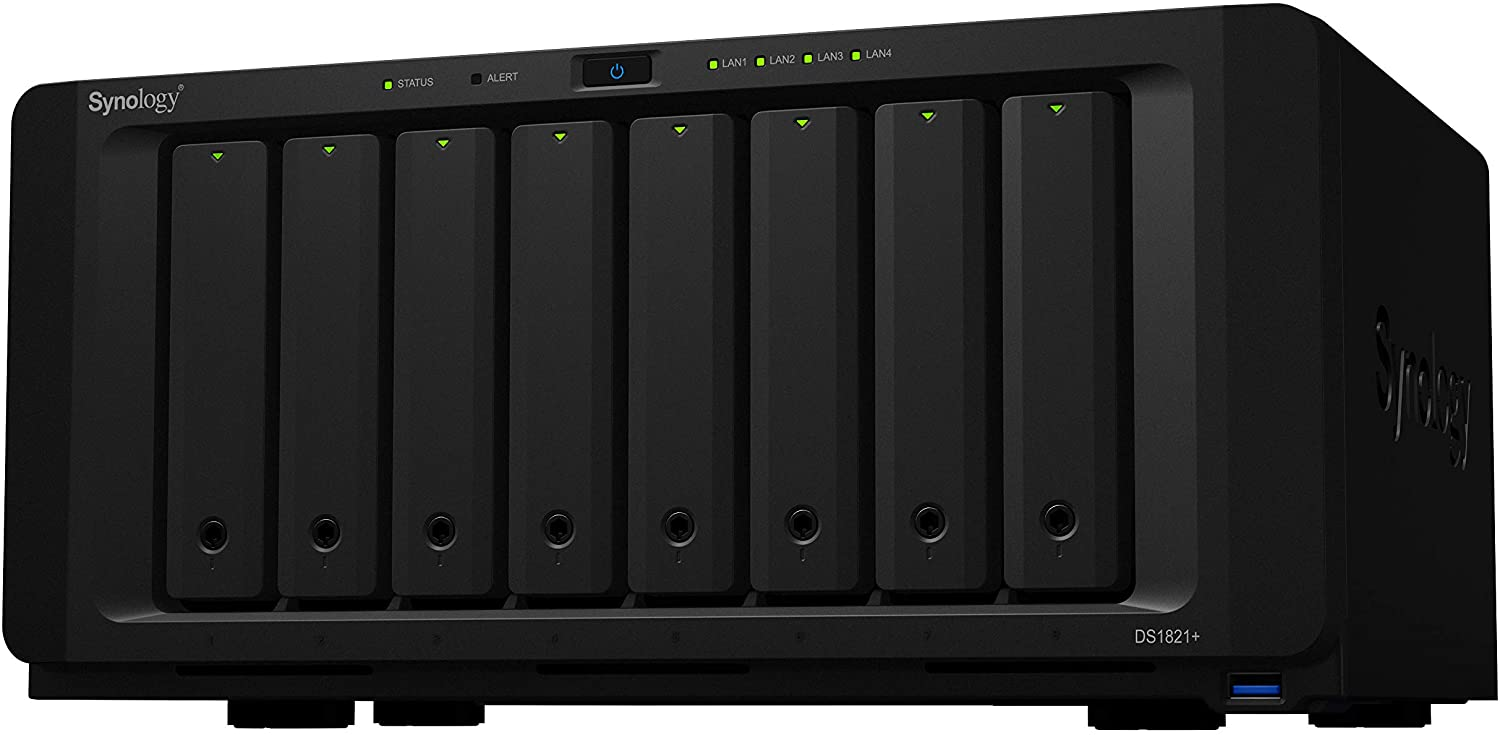 Synology DiskStation DS1821+ NAS Recovery
