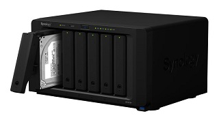 Synology DiskStation DS1618+ recovery