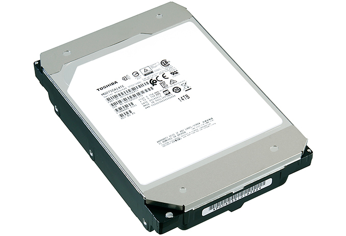 Toshiba 14TB model MG07SCA