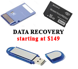 Flash Memory Recovery and USB Flash Recovery