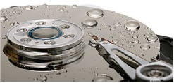 Water damaged hard drive recovery | Flooded SAN & NAS recovery services