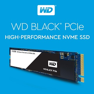 WD Black NVMe SSD data recovery