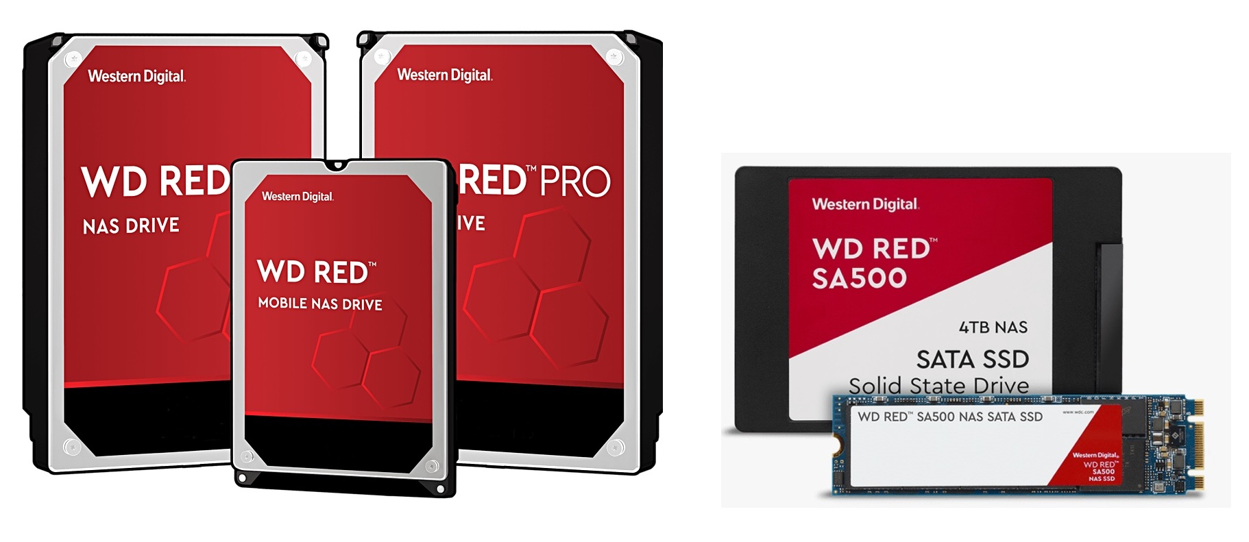 SSD Data Recovery Western Digital