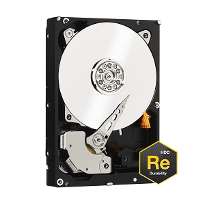 WD SED data recovery